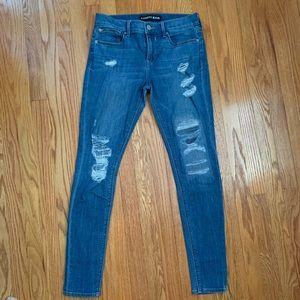 Express Jean Legging, size 6